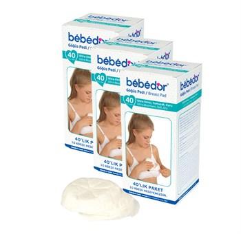 Bebedor Bebedor 40 Adet Göğüs Pedi