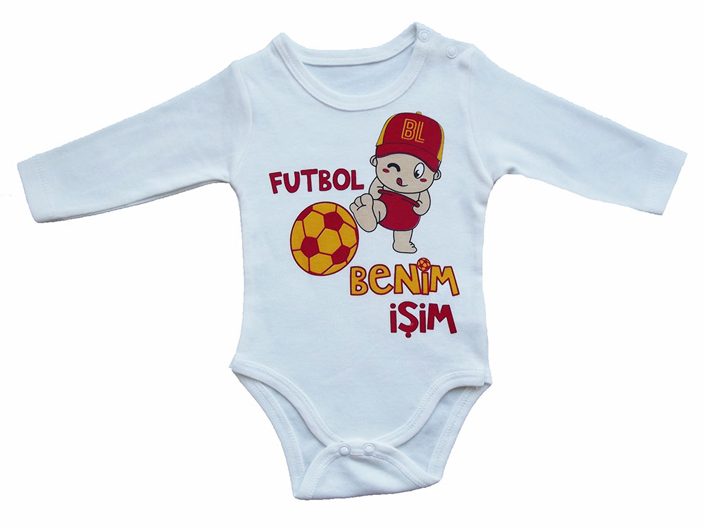 Bebeci Futbol Benim İşim Bebek Badi
