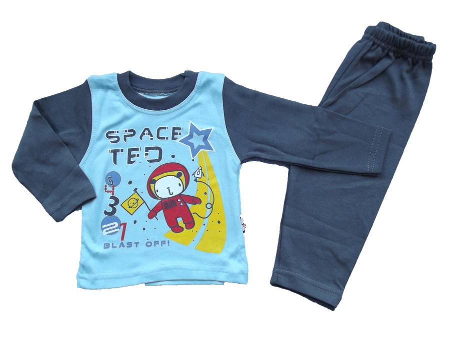 Astronot Pijama Takımı