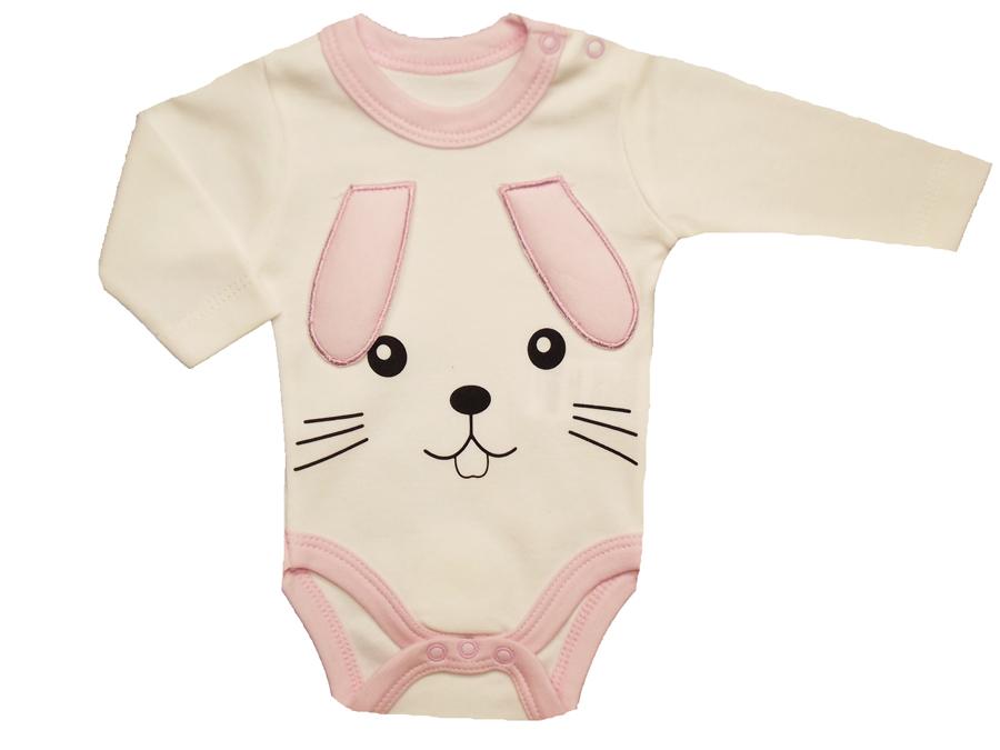 BABY COOL Tavşan Figürlü Bebe Badi