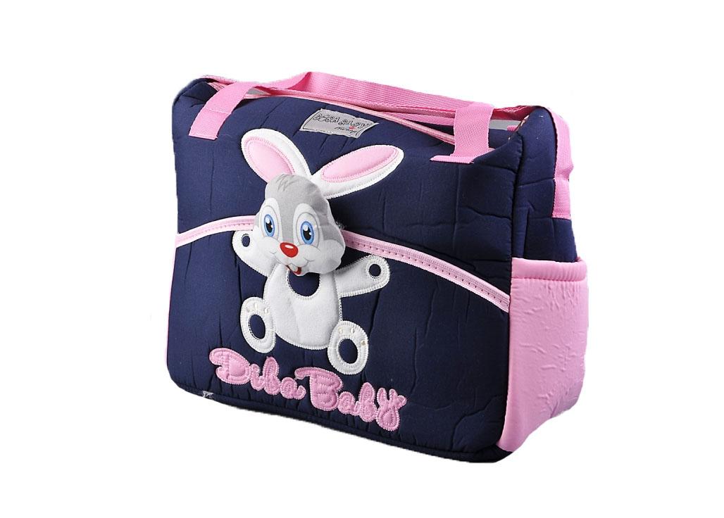 Bebeci Tavşanlı Taşıma Çantası