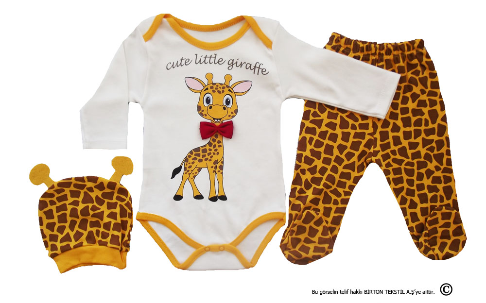 Zürafa Badili Takım