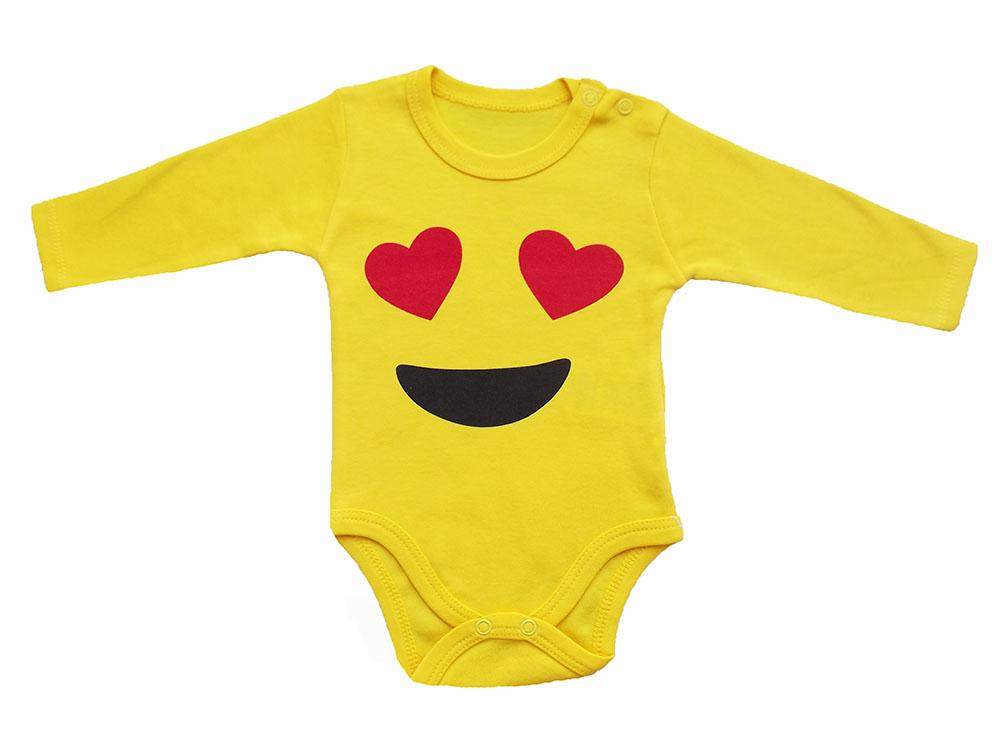 Bebeci Emoji Kalp Bebek Badi