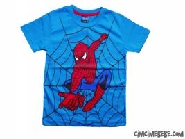 Örümcek Adam Kısa Kollu T-Shirt