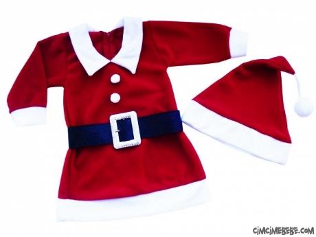 Noel Kız Kostümü
