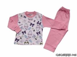 Figürlü Baskılı Pijama