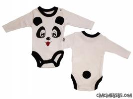 Panda Figürlü Bebe Badi