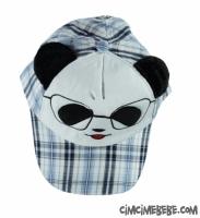 Yazlık Panda Şapka