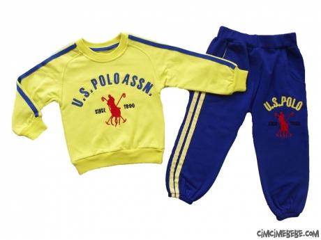 Polo Erkek Eşofman Takımı