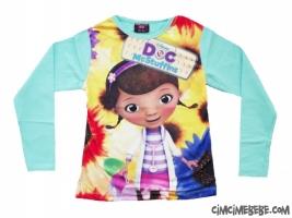Tokalı Kız Digital Baskılı Kız Sweatshirt