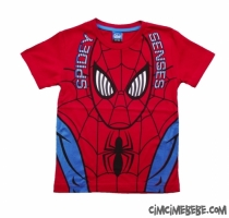 Örümcek Akıl Kısa Kollu T-Shirt