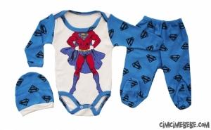 Süpergüç 3'lü Takım