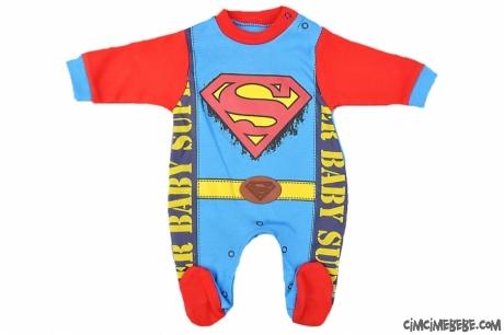 Süper Bebek Tulum