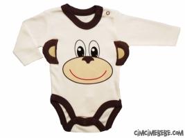Maymun Figürlü Bebe Badi