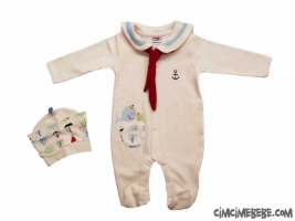 Denizci Yunus Penye Bebe Tulum