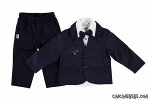 Armalı Ceketli 4'lü Erkek Takım