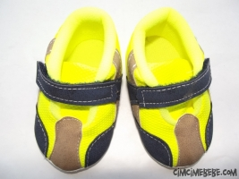 Fosforlu Bebe İlk Adım Ayakkabısı