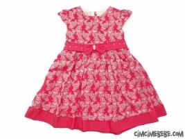 Çiçekli Kız Elbise