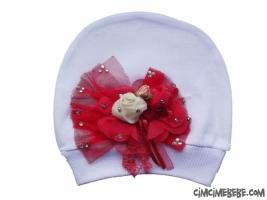 Penye Bebe Şapka