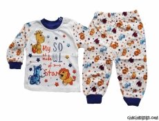 Bir Küçük Aslancık Pijama Takımı