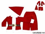 Noel Baba 3'lü Erkek Takım