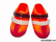 Fosforlu Cırtlı Bebe  Ayakkabısı