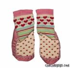 Kalpli Deri Tabanlı Çarık Çorap