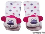 Oyuncak Figürlü Bebe Çorap