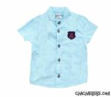Yazlık Kısa Kollu Erkek Gömlek