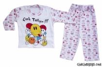 Çok Tatlıyım Pijama Takımı