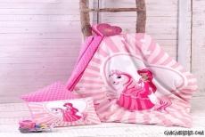Prenses Bebek Nevresim Takımı