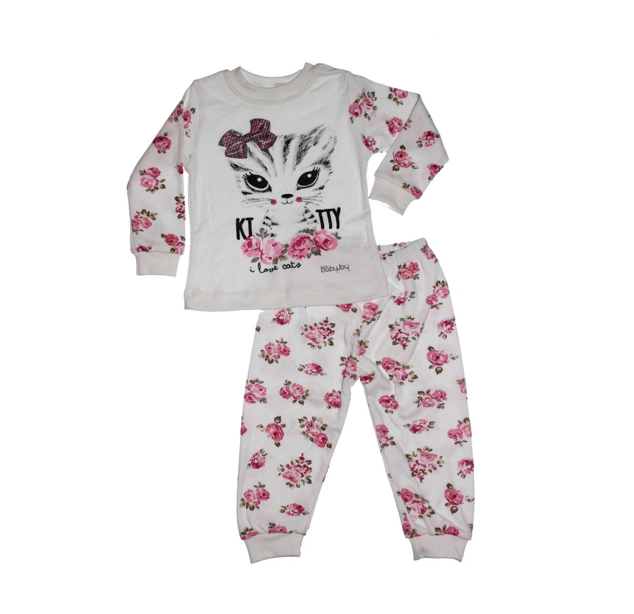 Kız Çocuk Pijama Takımı Modelleri