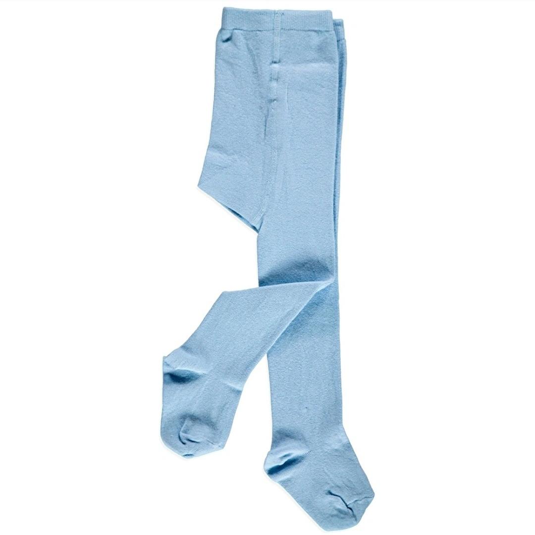 Düz Çocuk Külotlu Çorap