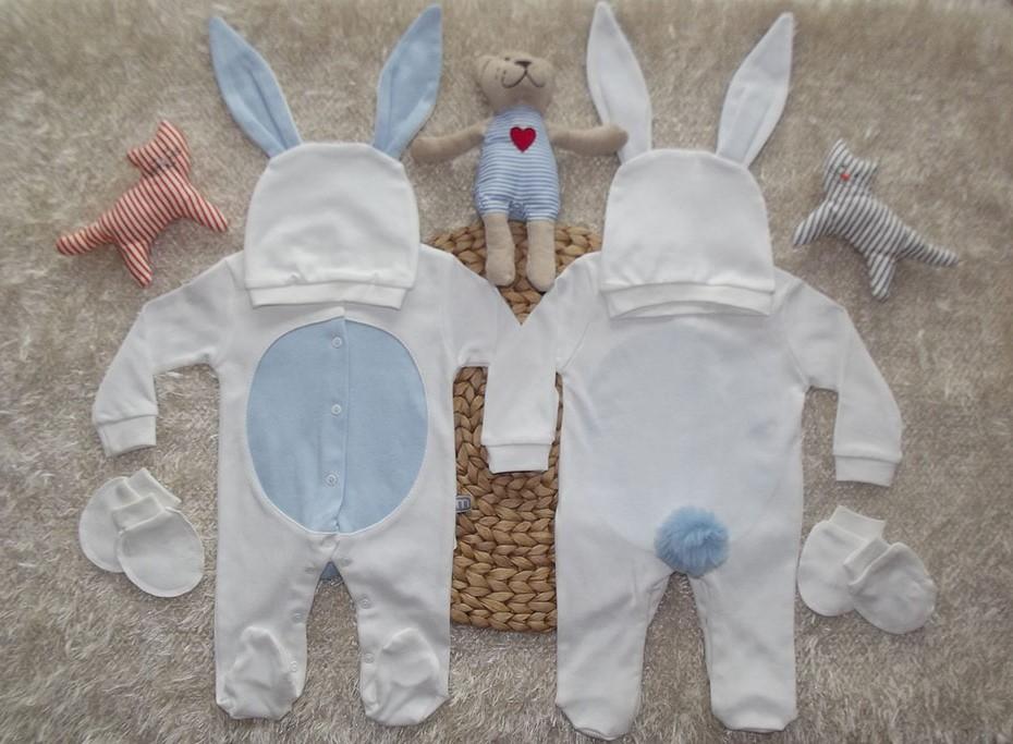 Tavşan Kostüm Tulum