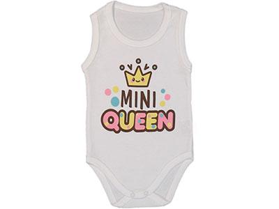 Mini Queen Bebek Badi