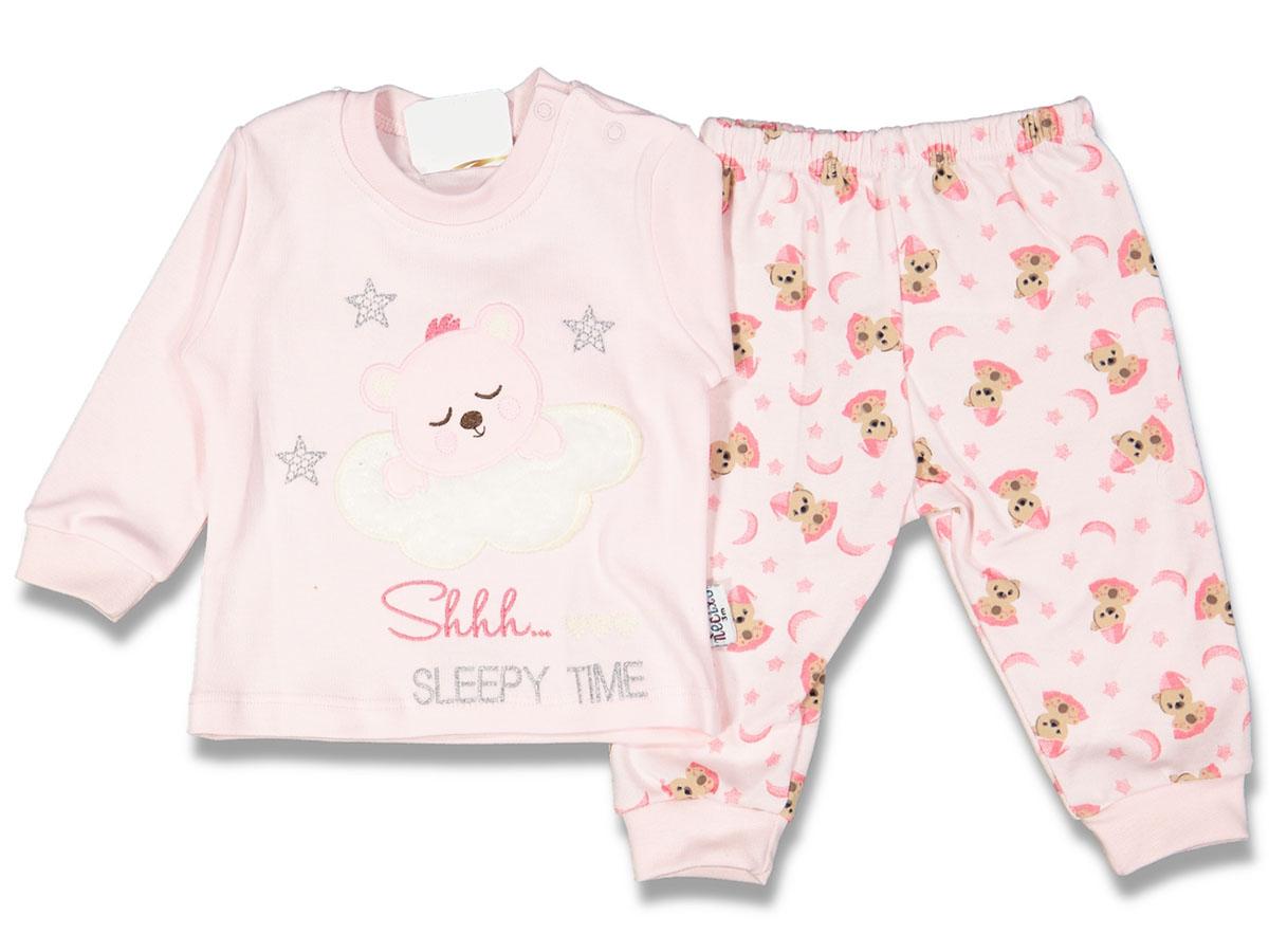 Sleep Time Bebek Pijama Takımı