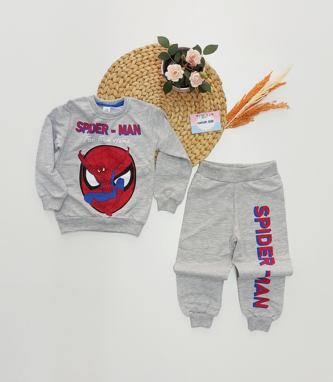 Örümcek Adam Erkek Çocuk Eşofman Takımı