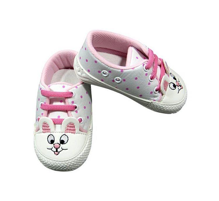 Tavşancık Kız Bebek Ayakkabı