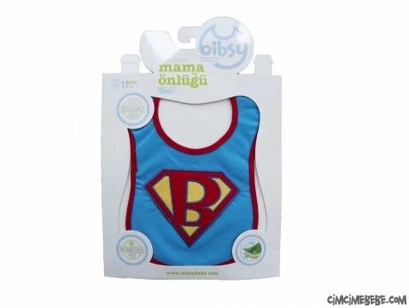 Süper Güçlü Bebek Önlük