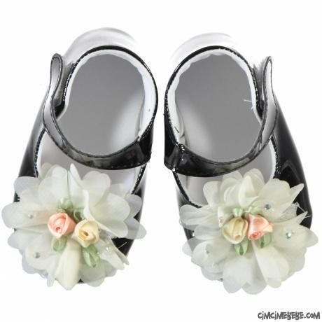 Kız Bebek Rugan Ayakkabı