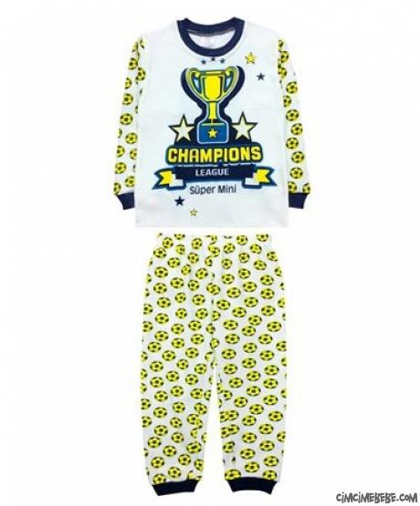 Şampiyon Taraftar Pijama Takımı