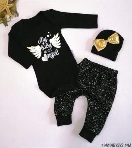 Angel Kız Bebek Badili Takım