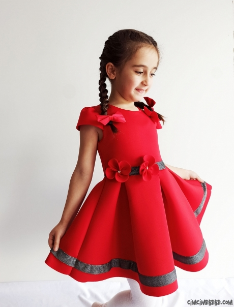 Candy Kız Çocuk Elbise