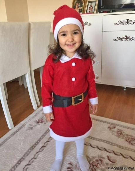 Noel Anne Kız Çocuk Elbise