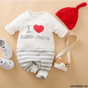 I Love Baba & Mama Bebek Tulum