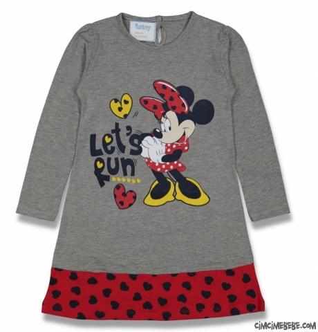 Let's Run Kız Çocuk Elbise