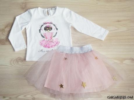 Minik Prenses Kabarık Tütülü Takım