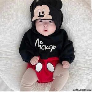Kapşonlu Alttan Çıtçıtlı Bebek Sweat