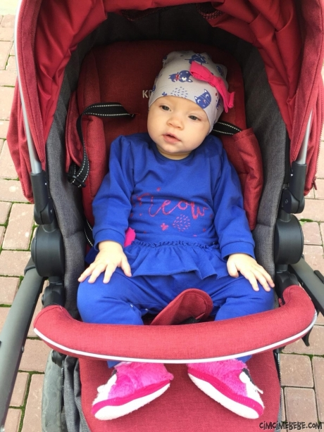 Minik Pisi Şapkalı Tarz Bebek Tulum