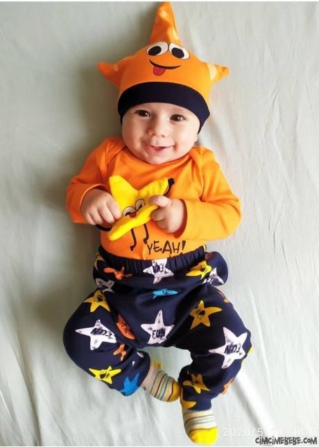 Yıldız Oyuncaklı Badili Bebek Takım